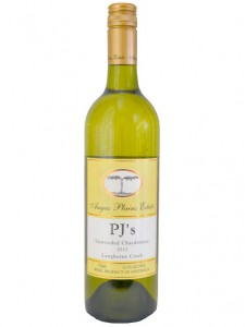 Angas Plains Wines - PJ's Unwooded Chardonnay